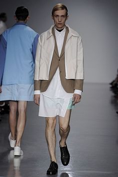 Agi & Sam LCM SS14 Normcore, London, Collections, Men, Style, Fashion, Swag, Moda, Big Ben London
