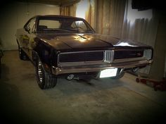 69 Charger RT SE