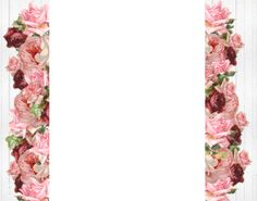 Picket Fence and Roses by Catherine Blog Backgrounds, White Picket Fence, Free Blog, Floral Tie, Flower Art, Shabby Chic, Stationery, Wallpaper, Pretty