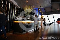 Drinks Bar Editorial Stock Photo - Image: 57954783