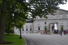 Ottawa, im Garten des Generalgouverneurs