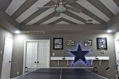 Dallas Cowboys Man Cave Ideas