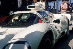 Chaparral 2D at Sebring 1967