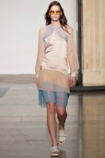 Lovely pastels at Jonathan Saunders Spring 2014 #SS14