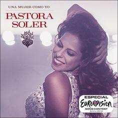 "Pastora Soler ""Una Mujer Como Yo"" (Especial Eurovision Song Contest Baku 2012) album review"