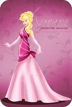 Glamorous Fashion - Aurora by ~selinmarsou on deviantART