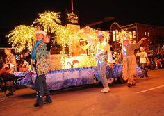 Parade of Lights Fort Worth