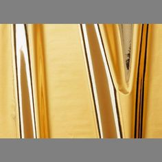Gold High Gloss Metallic Self-Adhesive mylar wall contact paper: 201x4528 | Glossy Mylar Metallic Wallpapers