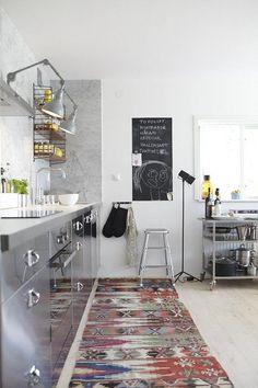 Flexos en la cocina