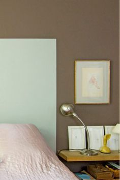 Charleston Gray. The Bloomsbury Group used this colour extensively, both in interior decoration and on canvas.