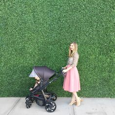 17 Coolest Baby Products You Need to Check Out in 2017 | 4moms Moxi Stroller | Baby Gear from ABC Kids Expo