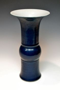 Pottery & Glass Pillin Pottery Vase Circa 1950s Factories And Mines Art Pottery