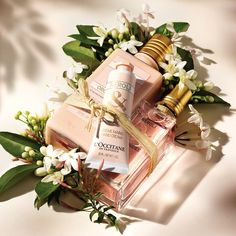 LOccitane expands Néroli and Orchidée range Perfume, Beauty Treats, Cosmetic Design, Prop Styling, Clean Beauty, Natural Beauty, Ultra Beauty, Natural Cosmetics, Hand Cream