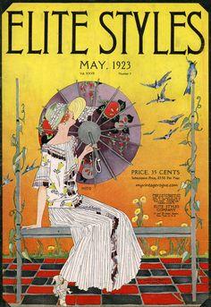 Elite Styles May 1923