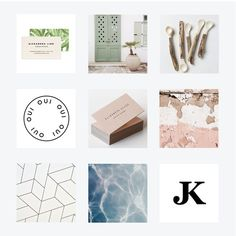 Ammil Moodboard | Branding Design by Forth and Wild Studio