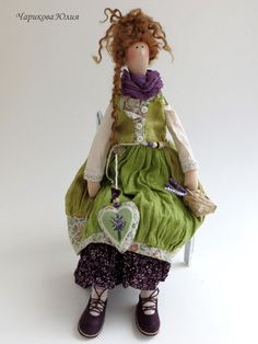 Тильды Юлии Чариковой - 5 Сентября 2014 - Кукла Тильда. Всё о Тильде, выкройки, мастер-классы.