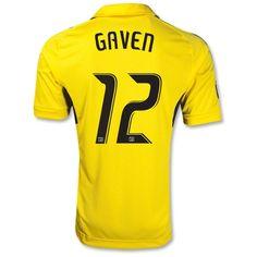 Columbus Crew 2012 GAVEN Away Soccer Jersey    $99.95
