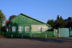 Traditional house, Kostroma , #Russia