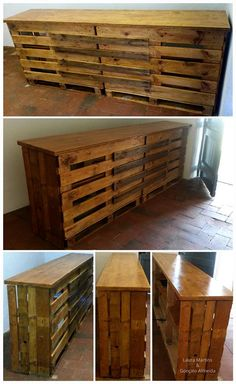 1000 Ideas About Pallet Counter On Pinterest Bar