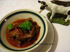 Cocina Costarricense: corazón de res