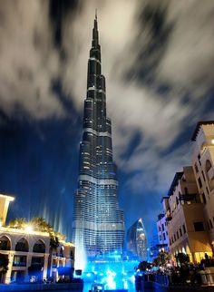 Burj Khalifa is Dubai's biggest attraction.