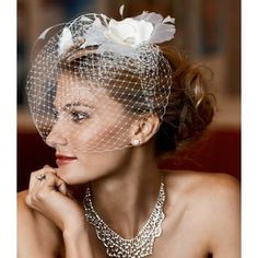 wedding hairstyles with fascinator - Google Search