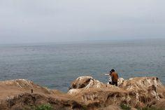 Foggy La Jolla Cove | The Lacquerie