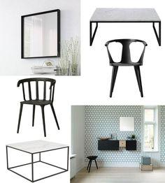 Interiør - billig versus dyrt Ruin, Office Desk, Interior, Furniture, Shopping, Home Decor, Desk Office, Decoration Home, Desk