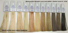'Illumina' Hair Color by Wella