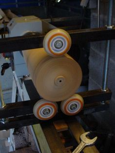 Steady rest - HomemadeTools.net