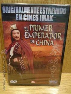 EL PRIMER EMPERADOR DE CHINA. ED / SUEVIA FILMS-IMAX. DVD PRECINTADO.