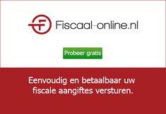 Fiscaal-online is een online aangifteprogramma waarmee iedere ondernemer, accountant, boekhouder of administrateur zijn aangiftes kan doen bij de Belastingdienst. Kortom: iedereen die te maken krijgt met het versturen van fiscale aangiftes kan aan de slag met fiscaal-online.nl.
