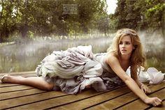 #Vogue Italia September 2008