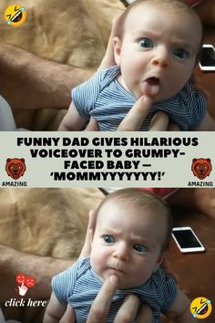 Dad Humor, Funny Humor, Grumpy Baby, Police Memes, Minion Jokes, Some Jokes, Baby Lips, Cute Comfy Outfits, Couples Images