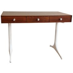 1stdibs.com | Rare George Nelson Writing Table, Model #5494