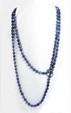 Lapis Lazuli Necklace - Signature Collection
