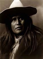 Here we present a rare image of Ostoho, and Apache Indian CowBoy. It was taken in 1903 by Edward S. The image shows a Half-length portrait, facing front of this man. The picture shows a proud man, proud of bot Native American Beauty, Native American Photos, Native American History, Native American Indians, American Art, American Quotes, American Symbols, American Horror, American Women