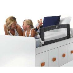 Barrera cama abatible compacta http://www.elhogardelbebe.com/descanso/colchones-almohadas-y-barreras/barrera-cama-abatible-1-40m-detail.html