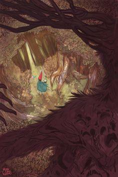 Miss Kanto random adventures Animated Cartoons, Cool Cartoons, Disney Cartoons, Hansel Y Gretel, Over The Garden Wall, Adventure Time, Lanterns, Beast, Illustration Art