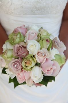 We love these flowers by Bloomin Flowers  x