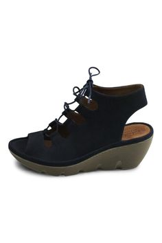 9f64d3f2ca82 Clarks Clarene Grace in Navy. The Clarks Artisan Collection Clarene Grace  is a city sandal