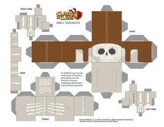 Esqueleto COC