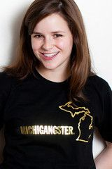 Michigangster. i need this shirt.