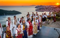 Specially tailored private event at Dubrovnik's unique location - Park Orsula.