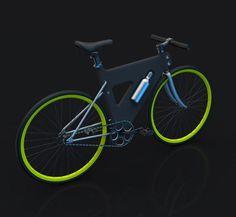 プラスチックを自転車のフレームとして使っても大丈夫、という目測が立ったことの現れかも。 カラフルな自分色の自転車も作れそうです。「Placha」はプラスチックフレームを使った自転車のデザインコンセプ