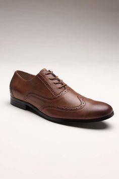 Penguin Footwear Wing Shoe Leather.