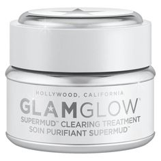 Shop GLAMGLOW's SUPERMUD® Charcoal Instant Treatment Mask at Sephora. This clarifying mask clears pores and improves the complexion. Best Blackhead Mask, Blackhead Remover, Anti Aging Tips, Anti Aging Skin Care, Pom Pom Kranz, Acne Treatments, Best Face Mask, Shopping, Beauty Products