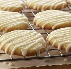 Simple Lemon Cookies