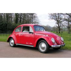 MotorVista Car Pictures - 1963 Beetle (Pic) ❤ liked on Polyvore featuring cars