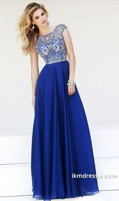http://www.ikmdresses.com/2015-Prom-Dresses-A-Line-Scoop-Floor-Length-Chiffon-Dark-Royal-Blue-Beaded-Bodice-p82354